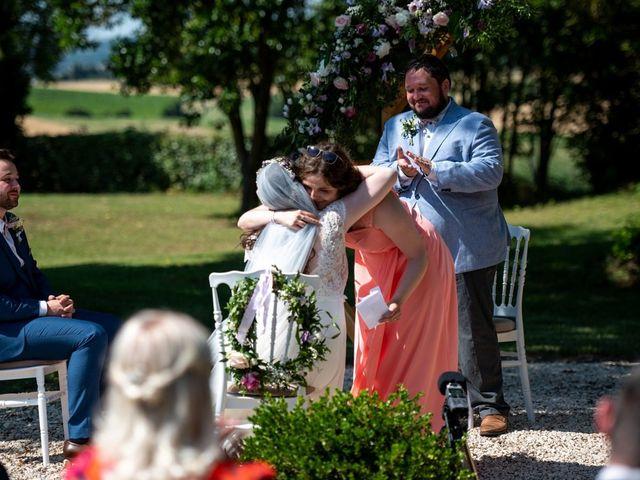 Le mariage de Jonathan et Lena à Castelnaudary, Aude 52