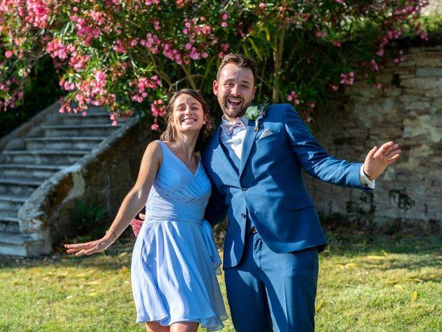 Le mariage de Jonathan et Lena à Castelnaudary, Aude 64