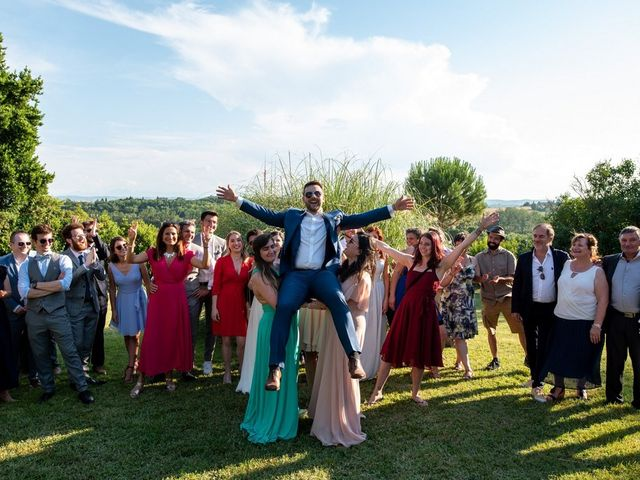Le mariage de Jonathan et Lena à Castelnaudary, Aude 66