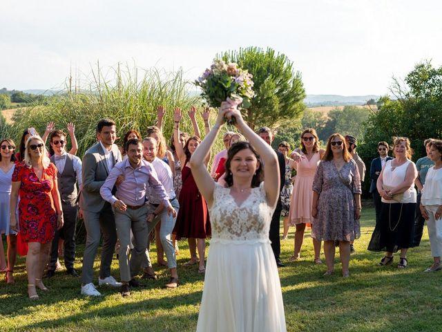 Le mariage de Jonathan et Lena à Castelnaudary, Aude 67