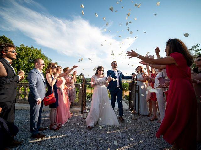 Le mariage de Jonathan et Lena à Castelnaudary, Aude 69