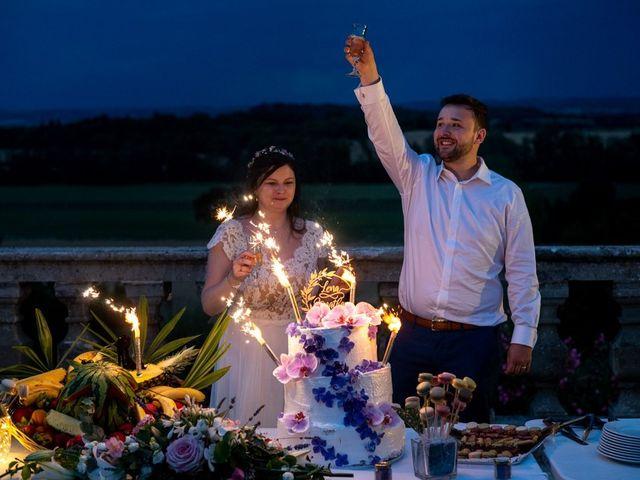 Le mariage de Jonathan et Lena à Castelnaudary, Aude 82