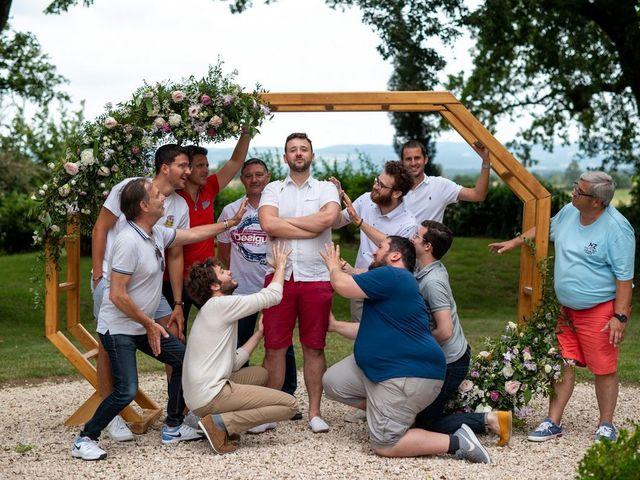Le mariage de Jonathan et Lena à Castelnaudary, Aude 97