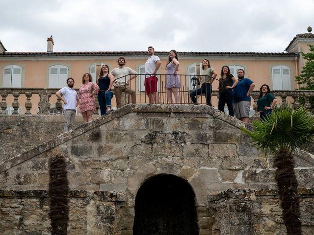 Le mariage de Jonathan et Lena à Castelnaudary, Aude 98