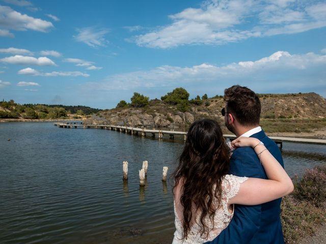 Le mariage de Jonathan et Lena à Castelnaudary, Aude 100