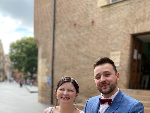 Le mariage de Jonathan et Lena à Castelnaudary, Aude 106