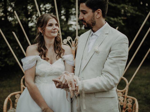 Le mariage de Johan et Léa à Grenoble, Isère 16