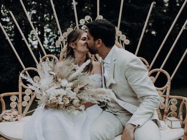 Le mariage de Johan et Léa à Grenoble, Isère 18