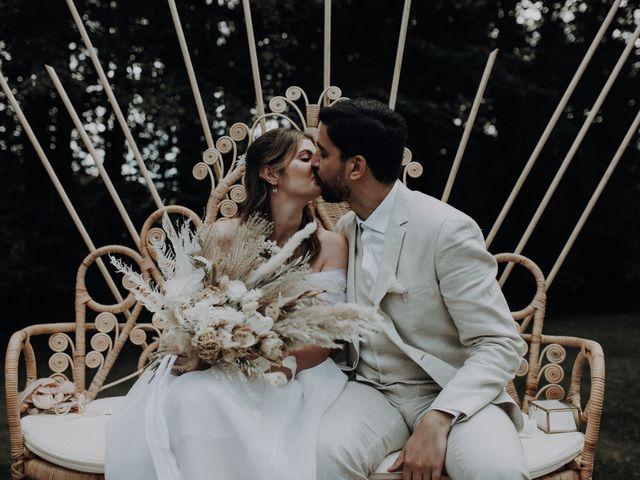 Le mariage de Johan et Léa à Grenoble, Isère 19
