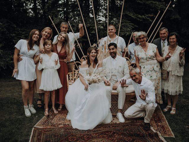 Le mariage de Johan et Léa à Grenoble, Isère 28