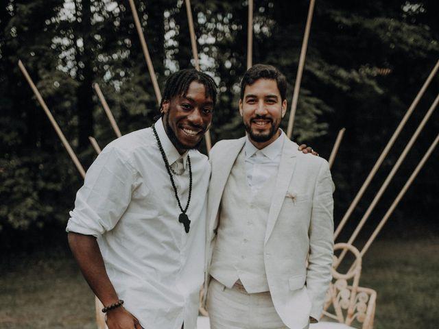 Le mariage de Johan et Léa à Grenoble, Isère 35