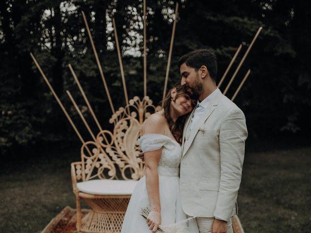 Le mariage de Johan et Léa à Grenoble, Isère 42