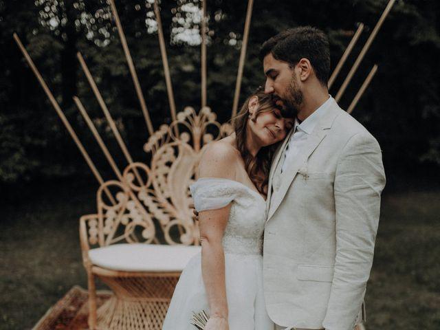 Le mariage de Johan et Léa à Grenoble, Isère 43