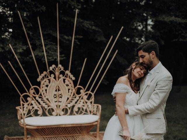 Le mariage de Johan et Léa à Grenoble, Isère 45