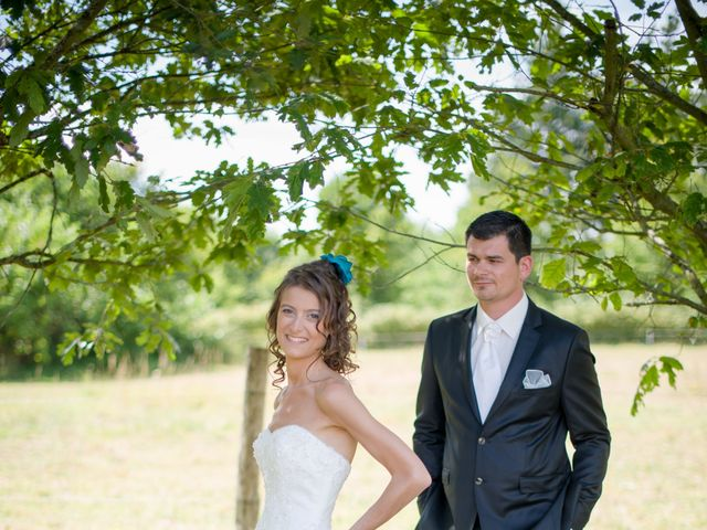 Le mariage de Camille et Nicolas