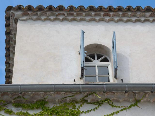 Le mariage de Brice et Caroline à Saint-Martin-de-Valgalgues, Gard 11