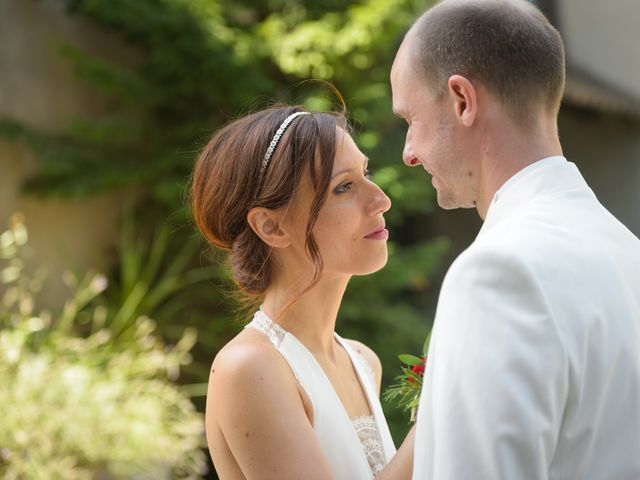 Le mariage de Caroline et Brice