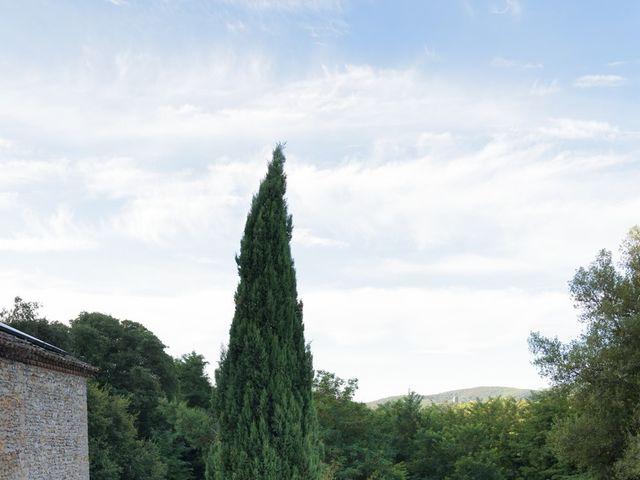 Le mariage de Brice et Caroline à Saint-Martin-de-Valgalgues, Gard 15