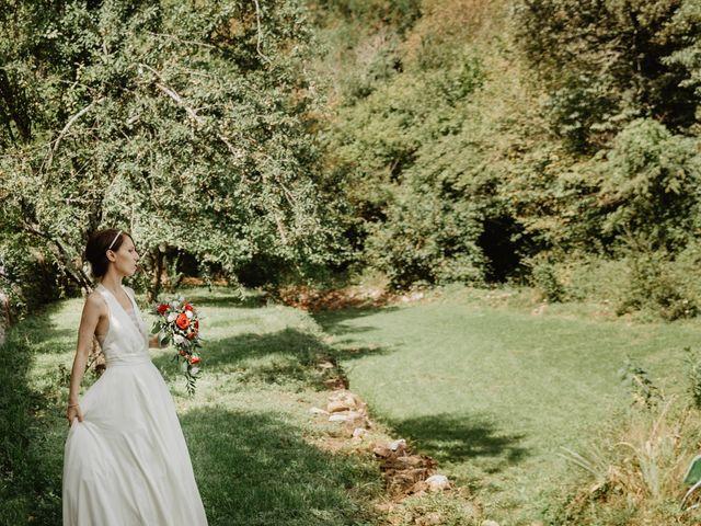 Le mariage de Brice et Caroline à Saint-Martin-de-Valgalgues, Gard 17