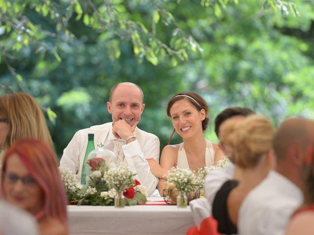 Le mariage de Brice et Caroline à Saint-Martin-de-Valgalgues, Gard 33