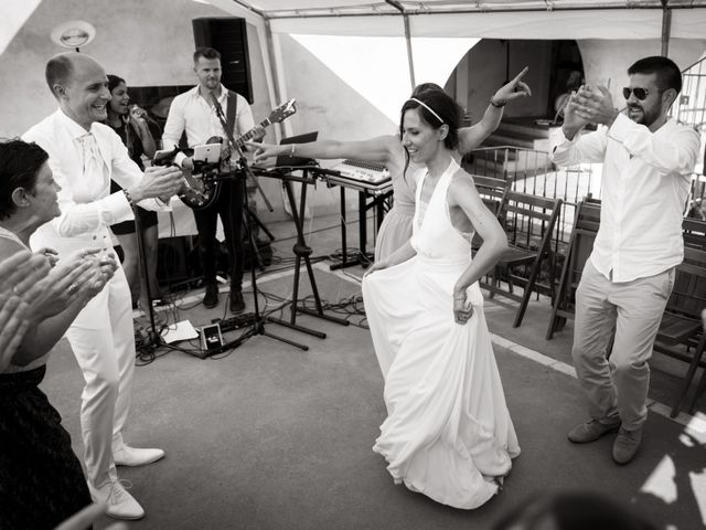 Le mariage de Brice et Caroline à Saint-Martin-de-Valgalgues, Gard 24