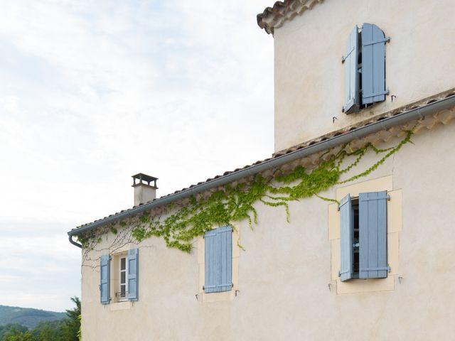 Le mariage de Brice et Caroline à Saint-Martin-de-Valgalgues, Gard 28