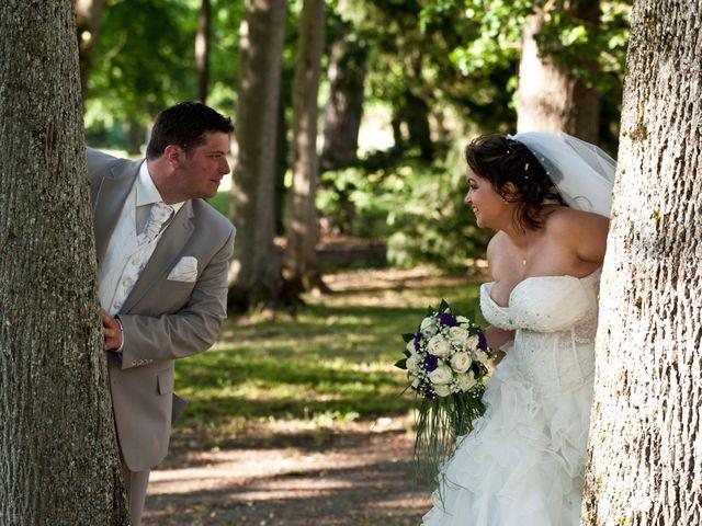 Le mariage de Amandine et Fabien