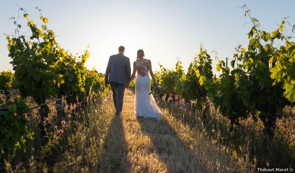 Le mariage de Jérémie et Leslie à Gruissan, Aude