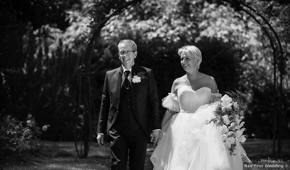 Le mariage de Patrice et Hélène à Aigremont, Yvelines