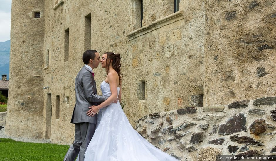Le mariage de Jean-Philippe et Audrey à Saint-Gervais-les-Bains, Haute-Savoie