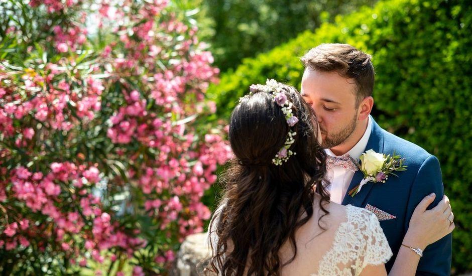 Le mariage de Jonathan et Lena à Castelnaudary, Aude