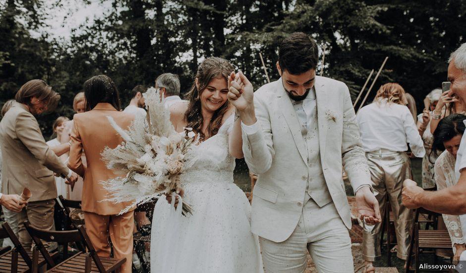 Le mariage de Johan et Léa à Grenoble, Isère