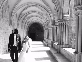 Le mariage de Laurie et Diako