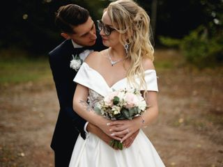 Le mariage de Léna et Mickaël