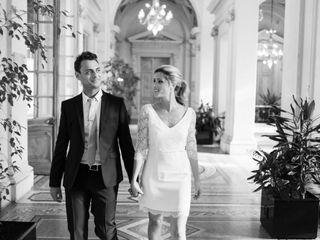 Le mariage de Alexandra et Yoni 3