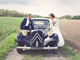 Le mariage de Jennifer et Sylvain