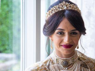 Le mariage de Sophia et Tarek 2