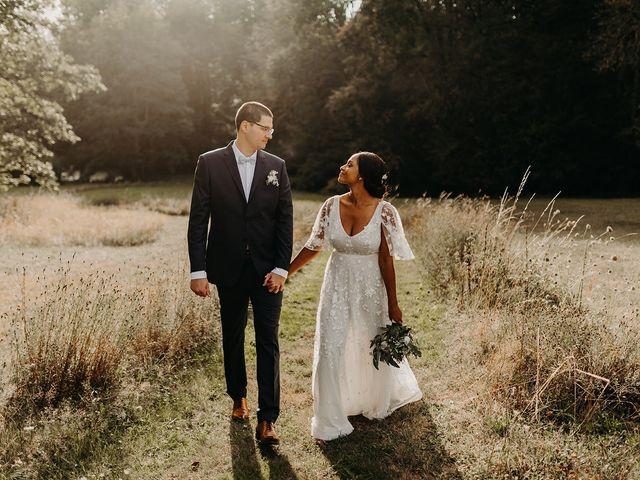 Le mariage de Kevin et Elise  à Sens, Yonne 29