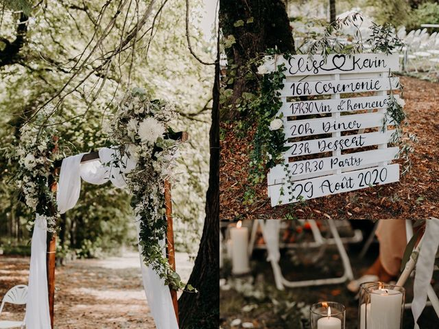 Le mariage de Kevin et Elise  à Sens, Yonne 51