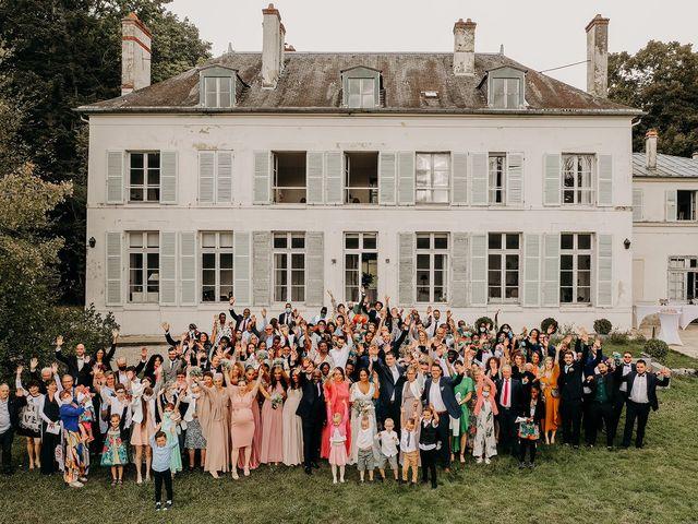 Le mariage de Kevin et Elise  à Sens, Yonne 71