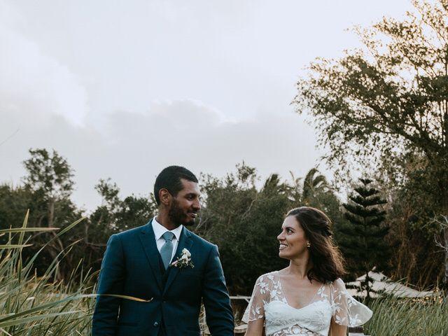 Le mariage de Loïc et Murielle à Saint-Gilles les Bains, La Réunion 1