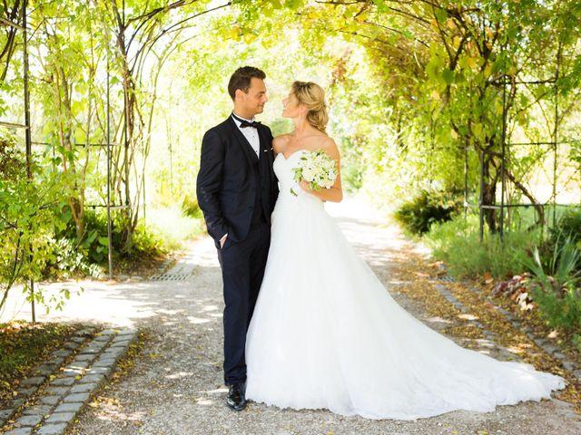 Le mariage de Alexandra et Yoni