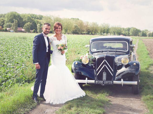 Le mariage de Sylvain et Jennifer à Loos, Nord 1