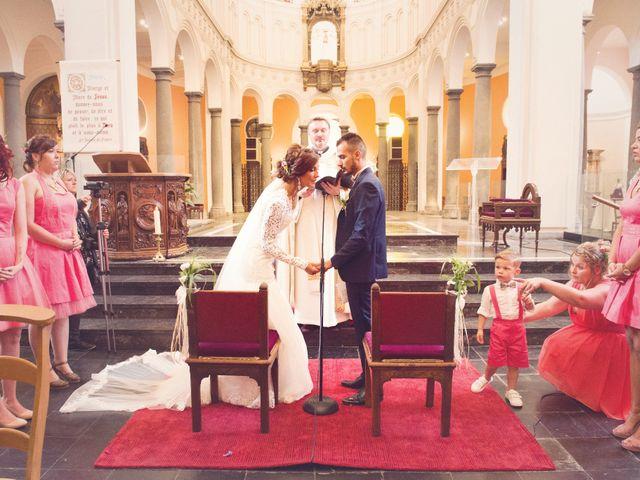Le mariage de Sylvain et Jennifer à Loos, Nord 16