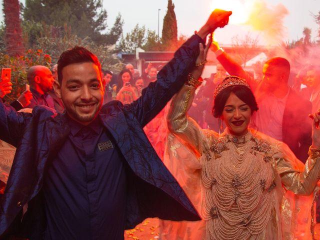 Le mariage de Sophia et Tarek