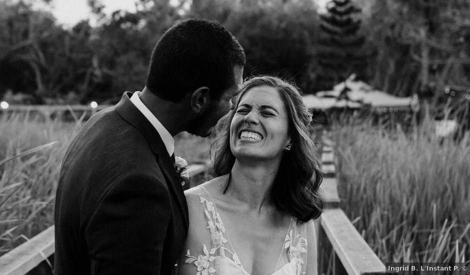 Le mariage de Loïc et Murielle à Saint-Gilles les Bains, La Réunion