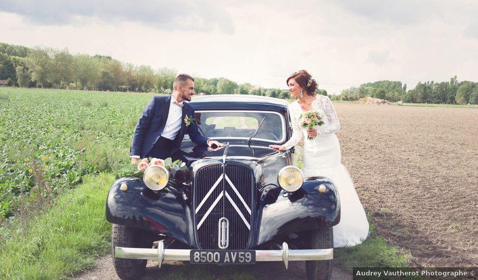 Le mariage de Sylvain et Jennifer à Loos, Nord