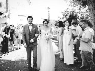 Le mariage de Chloé et Hugo