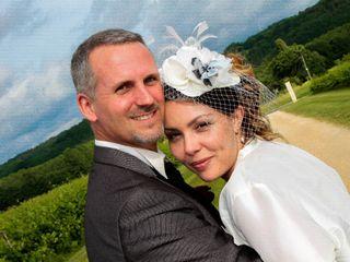 Le mariage de Scarlett et Romuald