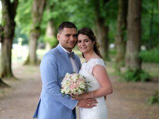 Le mariage de Sarah et Alexandre
